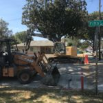 Work to water lines causing detours stays on schedule
