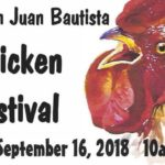Calendar Picks: Chicken Festival, 'Boston' tribute, Gloria Velásquez