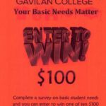 Gavilan giving away $100 in prizes for survey participation