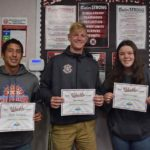 SBHS Athletes of the Week are water polo players