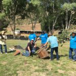 PG&E, REACH partner for tree planting day