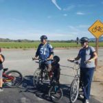 REACH gets rolling with picturesque bicycle ride