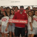 SBHS recognizes Baler Strong teachers, staff