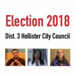 Video Interviews: Candidates for District 3 on Hollister City Council