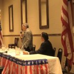 Video: Hollister mayoral candidates talk roads at forum