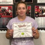 Athlete of the Week: Tennis player Jessica Parga