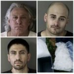 Father, sons accused in drug operation face court hearings
