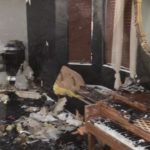 Video: Inside of Homestead Avenue home after fire