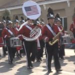 Video: SBHS marching band performs at Veterans Day Parade