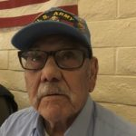 Video: Veterans reflect from senior center