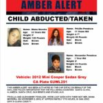 Mother, two children still sought after Amber Alert