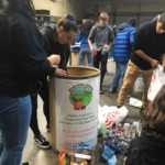 SBHS collects 2,023 items in Canned Food Drive