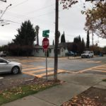 Stop signs to ease traffic at intersection near SBHS