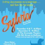 'Sylvia' play auditions scheduled