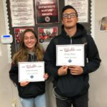 SBHS honors wrestlers as athletes of the week