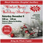 Hospital auxiliary boutique moves to weekend in 40th year