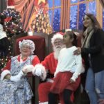 Video: Santa charms hundreds at annual breakfast