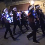 Video: Rancho Maze Band plays 'Sleigh Ride' in SJB parade