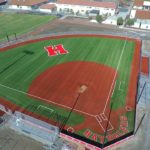 Video: SBHS drone view shows off new softball field