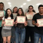 SBHS honors Baler STRONG students for November