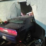 DA yet to charge suspected drunk driver who crashed into home