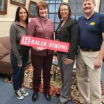 SBHS honors employees with Baler Strong awards