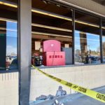 Police release details on car crash into Safeway store