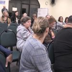 Video: Public interacts with superintendent finalist