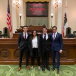 Student delegates meet in Sacramento to talk education