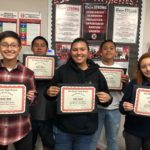 Baler STRONG recipients honored for Jan. 7-11