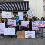 SBHS Feminist Club takes part in Women's March