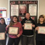 SBHS names Baler STRONG honorees for Jan. 28-Feb. 1