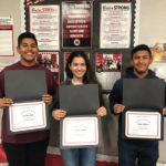 Baler STRONG recipients for week come from math, AVID