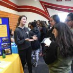SBHS hosts 43 employers for Career Day