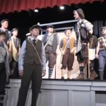 Video: 'Newsies' cast brings energy, acrobatics to stage