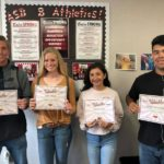 Photo: SBHS Athletes of the Week come from track and field