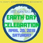 County Integrated Waste Management to host first Earth Day celebration