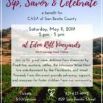 CASA organization announces details for 'Sip, Savor & Celebrate