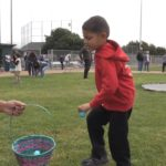 Video: VFW hosts special needs Easter egg hunt
