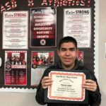 SBHS names latest Baler STRONG Students of the Week