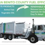 New collection trucks are more fuel efficient, cleaner