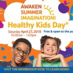 Local YMCA to host Healthy Kids Day
