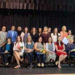 School employees of the year honored