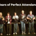 Balers honor students with perfect attendance