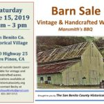 Barn Sale fundraiser returns to Historical Village