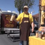 Video: Scenes from first day at Hollister Farmers Market