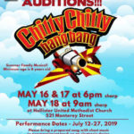 Public invited to audition for 'Chitty Chitty Bang Bang'