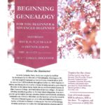 Learn to trace your roots in genealogy course at Annex