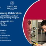 Gavilan announces grand opening for HVAC training program