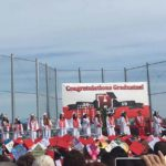 Photos: View of SBHS graduation from the audience